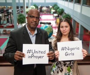 M19-Campagna per ragazze nigeriane